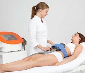 Tratamiento de Criolipólisis para eliminar grasa