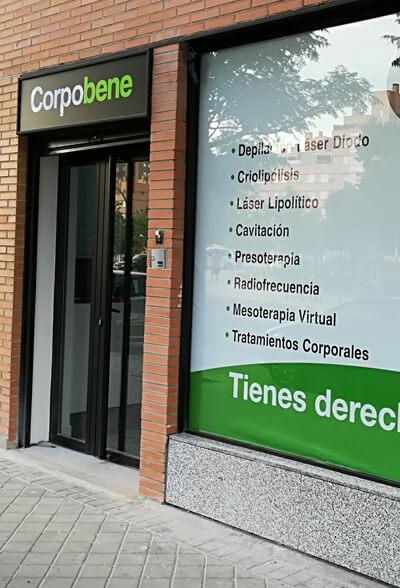 Centro de estética en Madrid